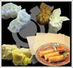 Tout pour fabriquer la nourriture ethnique