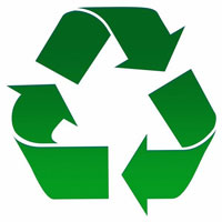 Concept d'affaires : Recyclage d'huiles usagées en huile de moteur