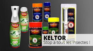 Devenez agent/représentant pour la gamme de produits biocides KELTOR