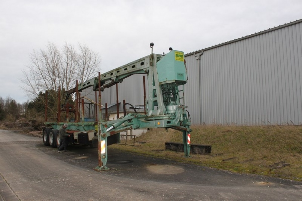 Grue Bardet 14T - d'occasion / � vendre