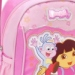 Hot selling dora the explorer backpack children school bag kindergarten school bag