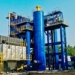 Asphalte recyclage plant80tph