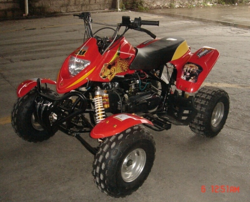 auto panther 150cc atv