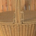 Sell plastic basket picnic basket storage baskets