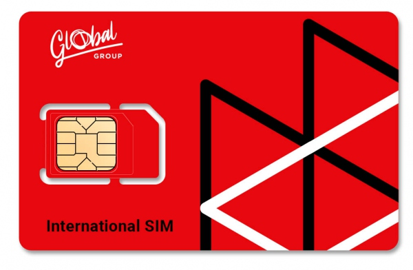 Carte SIM Internationale // Global SIM