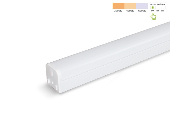 LED BATTEN AVEC INTERRUPTEUR TRICOLORE AT-BAB