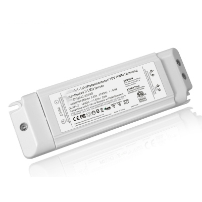Conducteur mené dimmable de 12v 24v 45w PWM / 0-10v