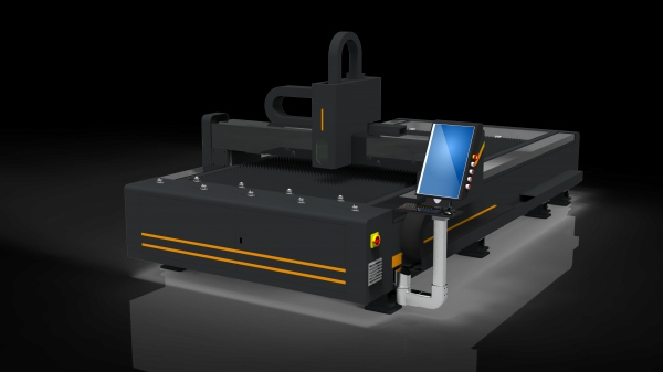 LF3015H 1000W Fiber laser cutting machine