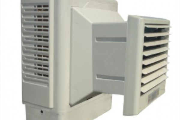 Window air conditioner cooler