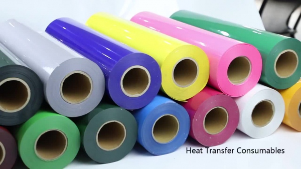 Heat Transfer Vinyl For Clothing